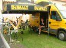 Předváděcí vůz firmy DeWalt